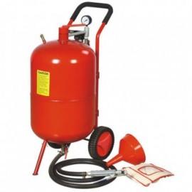 Aparat de sablat pneumatic, 38 litri
