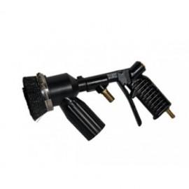Pistol cu perie pentru aparat de sablat