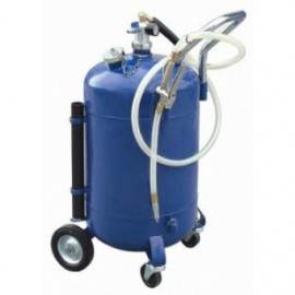 Dispozitiv umplere ulei pneumatic