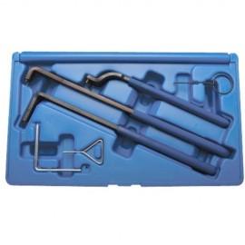 Set chei pentru intinzator rola curea distributie VW Audi