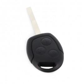 Ford Focus - Carcasã cheie 3 butoane (cu suport baterie)