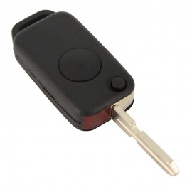 Mercedes-Benz - Carcasã cheie tip briceag 1 buton, lamã 4 piste