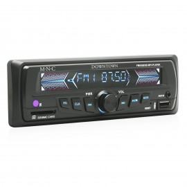 M.N.C Radio auto USB/SD/MP3/Radio negru