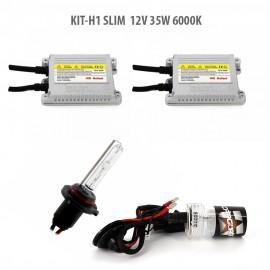H3 SLIM 12V 35W 6000K