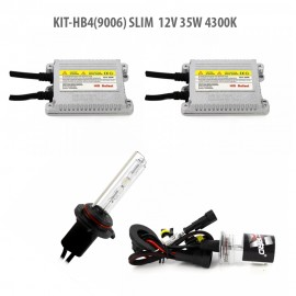 HB4(9006) SLIM 12V 35W 4300K