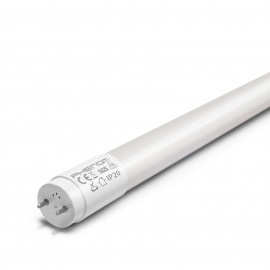 Tub LED T8, 120 cm, 18W, alb cald