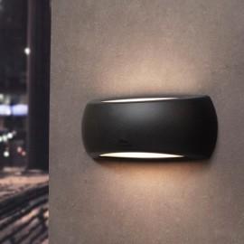 Lampã muralã E27, cu senzor, model FRANCY