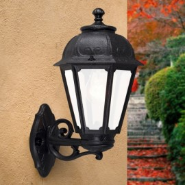 Lampã muralã tip consolã, E27, model BISSO/SABA