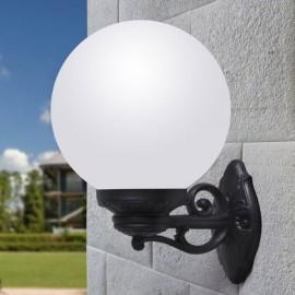 Lampã de exterior E27, tip glob, model BISSO/G250