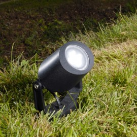 Reflector LED de exterior, model MINITOMMY SPIKE, GU10