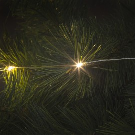 ªir luminos cu 100 MICRO LED –uri