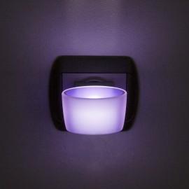 Luminã de veghe LED cu senzor tactil - violet