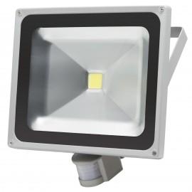 Reflector SLIM cu COBLED ºi senzor de miºcare 50W