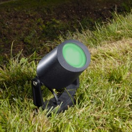 Reflector LED de exterior, model MINITOMMY SPIKE, GU10