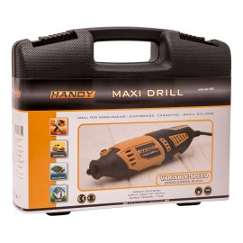 Mini-maºinã de gãurit universalã, HANDY DRILL MAXI