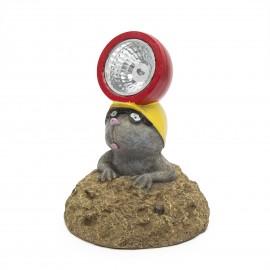 "Lampã solarã, model figurinã ""Cârtiþã"""