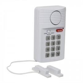 Sistem de alarmã cu numere cheiePutere sonor? 110dB