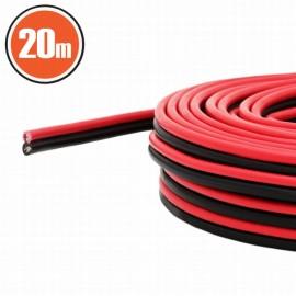 Cablu de difuzoare2x1,0mm?20m