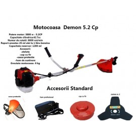 Motocoasă Demon 5.2 CP