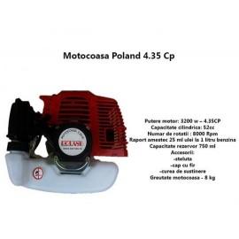 Motocoasă Poland 4.35 CP