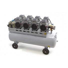 Compresor silentios tehnica dentara 120 l