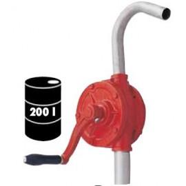 Pompa manuala rotativa combustibil sau ulei